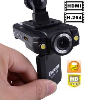 Real HD 1080p Car Dashboard Camera Cam Accident DVR New Arriving
