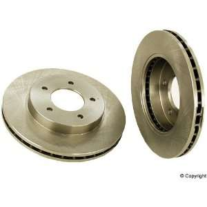 New Mercury Villager, Nissan Quest Front Brake Disc 93 02
