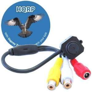 HQRP Wired Hidden CCTV Security Surveillance Color Mini