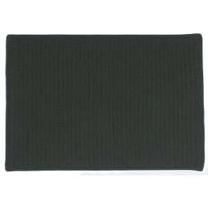 Low Profile Hunter Green Indoor / Outdoor Doormat Size 17