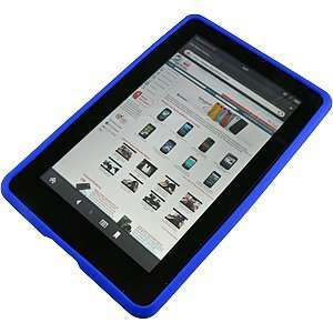 AM Soft Sleeve Gel Cover Skin Case for  Kindle Fire
