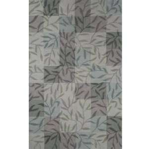 Liora Manne Spello Rug Collection   Boxed Vines Aqua