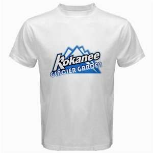 Kokanee Beer Logo New White T Shirt Size  S, M ,L , XL