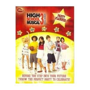 High School Musical 3 Party Planner Toys & Games