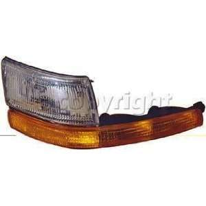 PARKING LIGHT plymouth GRAND VOYAGER 91 95 chrysler TOWN & COUNTRY VAN