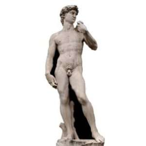 Michelangelos David Statue   Famous Landmark Huge