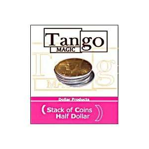 of Half Dollars Tango Money Trick Coin Magic Easy