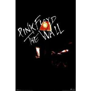 Pink Floyd (The Wall, Watching TV) Music Poster Print