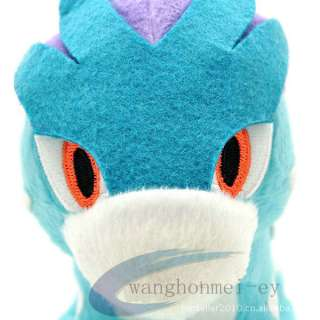 Funny Gift New pokemon Character 6Suicune blade Soft Stuffed Animal