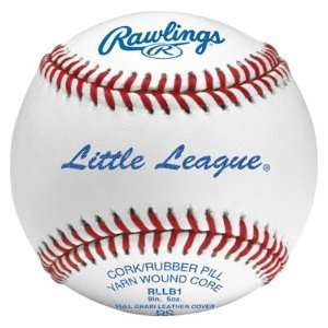 RAWLINGS SPORT GOODS C RLLB1 OFFICIAL LITTLE LEAGUE BASEBALL