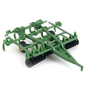 John Deere Toy Plow, Green Toys & Games