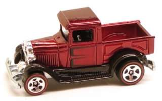 Hot Wheels Classics Series 5 #18 29 FORD PICKUP Red MOC 027084471823
