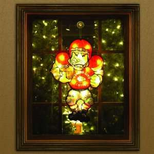 20 NFL Kansas City Chiefs Lighted Outdoor Football Player Window Yard