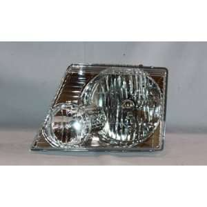 02 05 FORD EXPLORER DRIVER SIDE HEADLIGHT Automotive
