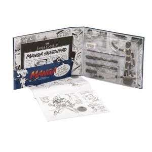 Faber Castell® Getting Started Complete Manga Drawing Kit, Qty 3