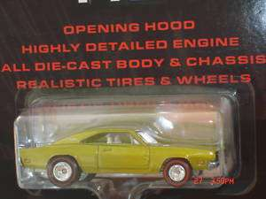 Hot Wheels Ultra Hots 69 DODGE CHARGER