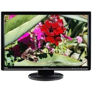 26 ASUS VW266H DVI/HDMI Blu ray 1080p Widescreen LED LCD