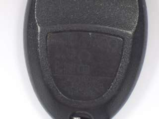 2008 CADILLAC DTS KEYLESS ENTRY REMOTE FOB OEM 15912860 OUC60270