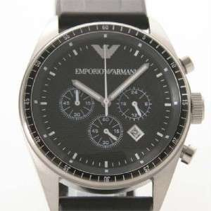 BRAND NEW AR0527 EMPORIO ARMANI MENS Chronograph WATCH