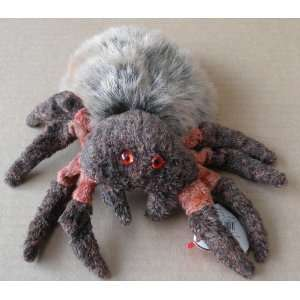 TY Beanie Babies Hairy the Spider Stuffed Animal Plush Toy