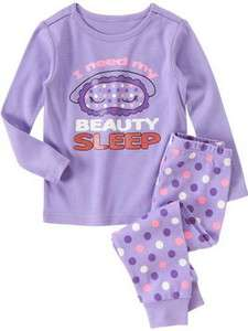 Gymborees CRAZY8 PAJAMAS pjs winter spring baby girl kid MANY TO