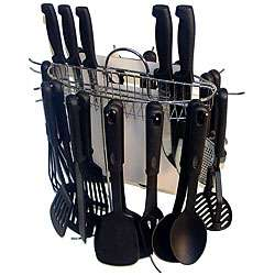 Chef Deluxe 44 piece Kitchen Cooking Utensils Set