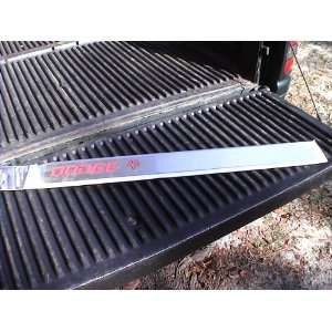 Dodge Pickup 02 to 07 Side Kick Door Sill Plates Stainless Steel