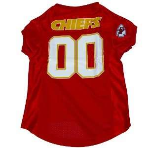 NFL Kansas City Chiefs Pet Jersey