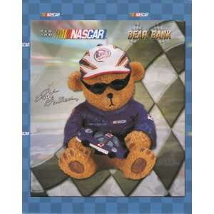 Winners Circle Nascar Rusty Wallace #2 Resin Bear Bank