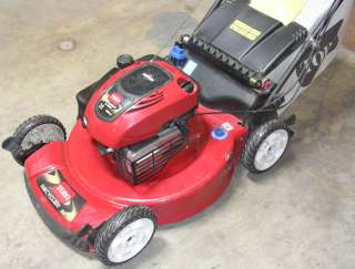 TORO RECYCLER GTS SELF PROPELLED PERSONAL PACE MOWER 190CC #25