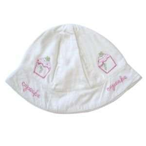 Powell Craft Cupcake Baby Girls Sun Hat [Baby Product] Baby