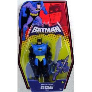 Super Saber Batman Action Figure Toys & Games