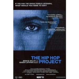 (4x6) The Hip Hop Project Movie (Face, Double Sided