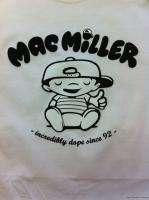 Mac Miller Knock Knock Rap Hip Hop Adult Shirt