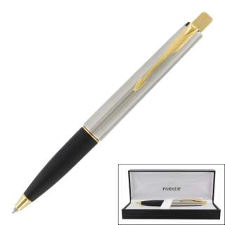 Parker Frontier Stainless Steel GT Ball Point Pen