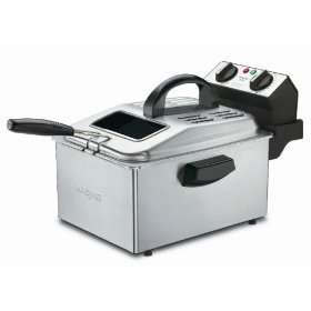 New Waring Pro DF250B 1800 Watt Deep Fryer *