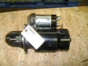 Delco Remy Remanufactured Starter   Casting number 1109061 1G13