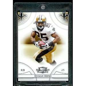 Football) # 78 Reggie Bush RB   New Orleans Saints   NFL Trading Card