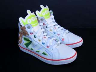 Adidas Disney Toy Story 3 Shoes Kids Girls 6 JP 245 885581542589