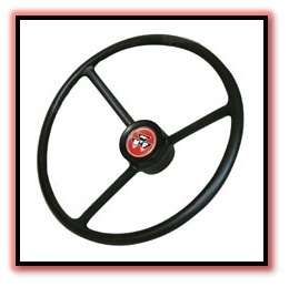 New Massey Ferguson Tractor Steering Wheel with Cap 165 185 265S 565