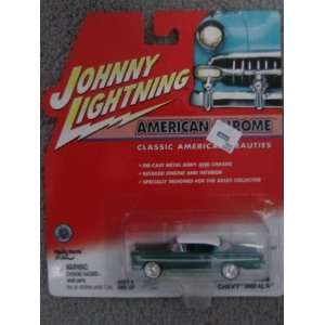 Johnny Lightning American Chrome 1958 Chevy Impala