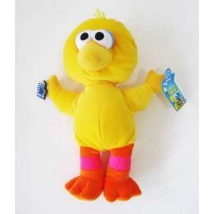 Applause Sesame Street Stuffed Big Bird Infant Toys & Games
