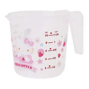 Hello Kitty Measuring Cup Kitchen