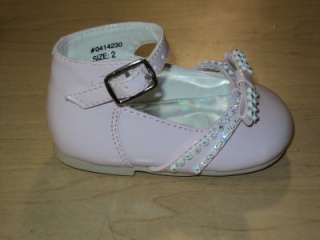 Baby Girls Pink Patent Leather Dress Shoes/ Size 3