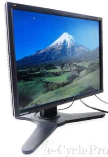 Viewsonic VP2130b 21 Inch Pro Series Flat Panel Monitor  10001