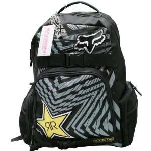 Fox Racing   Rockstar Goodlife Rucksack   Black  Sport