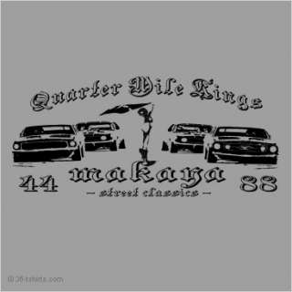 CUSTOM FORD MUSTANG T SHIRT MUSCLE CAR TUNING l S XXL