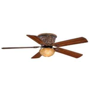 FN52317AR Corazon 5 Blade Indoor Ceiling Fan in Aged Bronze FN52317AR