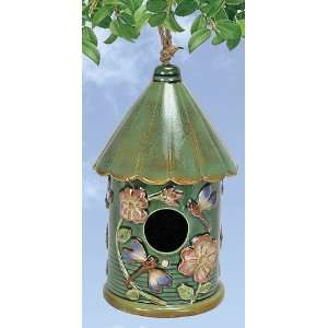 Natures Garden Dragonfly Bird House Patio, Lawn & Garden