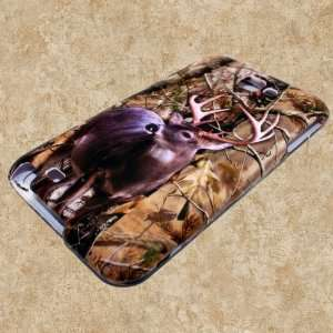 CAMO CAMOUFLAGE HUNTER SNAP ON COVER CASE Cell Phones & Accessories